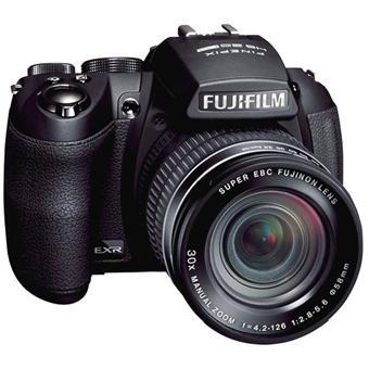 Fujifilm finepix hs25 exr noir appareil photo num rique for Finepix s1 fnac