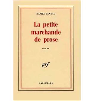 La petite marchande de prose broch daniel pennac achat livre achat prix fnac - La petite marchande angers ...