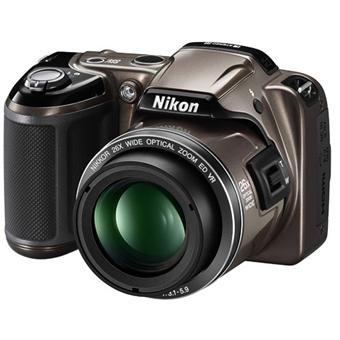 Nikon CoolPix L810 Titanium Appareil photo numérique bridge Achat