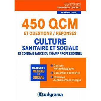 domaine sanitaire et social