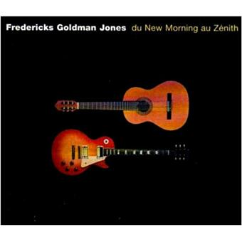 Fredericks Goldman Jones - Tu Manques