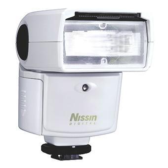Flash appareil photo NISSIN DIGITAL QUATRE TIERS DI466FT BLANC
