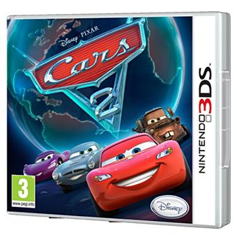 cars 2 sur nintendo 3ds jeux vid o achat prix fnac. Black Bedroom Furniture Sets. Home Design Ideas