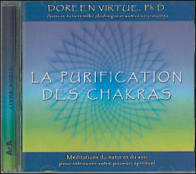 la purification des chakras cd audio textes lus doreen virtue achat livre achat prix fnac. Black Bedroom Furniture Sets. Home Design Ideas