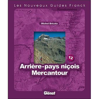 Arri re pays ni ois mercantour broch michel bricola for Achat maison arriere pays nicois