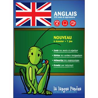 cartes de vocabulaire anglais 3 me niveau 4 coffret collectif achat livre prix. Black Bedroom Furniture Sets. Home Design Ideas