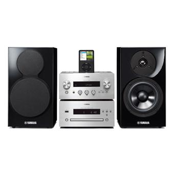 micro cha ne hi fi yamaha mcr 640 avec dock ipod micro. Black Bedroom Furniture Sets. Home Design Ideas