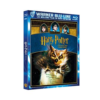 harry potter harry potter l 39 cole des sorciers blu ray coffret dvd blu ray chris. Black Bedroom Furniture Sets. Home Design Ideas