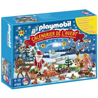 playmobil 4166 calendrier de l avent les animaux de la. Black Bedroom Furniture Sets. Home Design Ideas