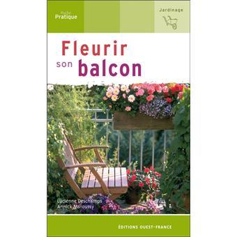 fleurir son balcon poche lucienne deschamps achat. Black Bedroom Furniture Sets. Home Design Ideas