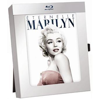 marilyn monroe eternelle marilyn coffret 7 blu ray edition collector limit e blu ray On coffret marilyn monroe
