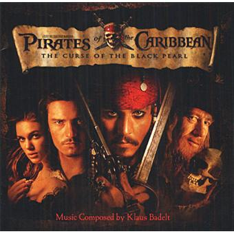 pirates des cara bes bande originale de film cd album. Black Bedroom Furniture Sets. Home Design Ideas