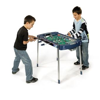 smoby baby foot challenger ucl jeux de balle achat. Black Bedroom Furniture Sets. Home Design Ideas