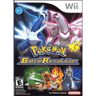 pokemon battle revolution sur nintendo wii jeux vid o top prix. Black Bedroom Furniture Sets. Home Design Ideas