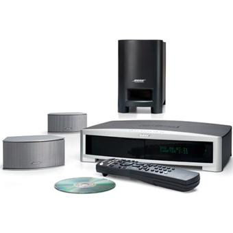 bose 3 2 1 gs series ii argent cha ne home cin ma achat prix fnac. Black Bedroom Furniture Sets. Home Design Ideas