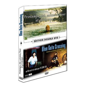 Printemps t automne hiver et printemps blue gate crossing dvd zone 2 kim ki duk yi - Printemps ete automne hiver et printemps ...