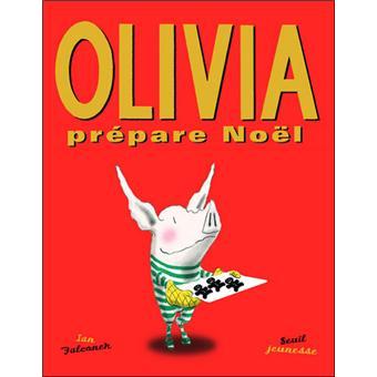 Olivia - Olivia prépare Noël