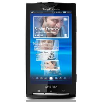 Smartphone SONY ERICSSON XPERIA X10 NOIR