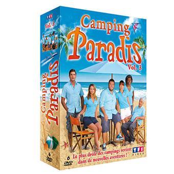 camping paradis coffret 6 dvd volume 3 dvd zone 2 sylvie ayme laurent ournac. Black Bedroom Furniture Sets. Home Design Ideas