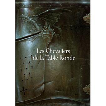 les chevaliers de la table ronde coffret 2 volumes coffret jacques boulenger didier graffet