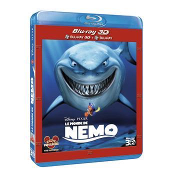 Finding Nemo (SE) Combo Pack