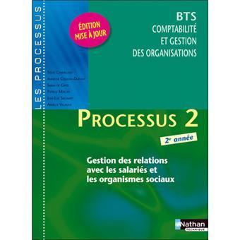Processus 2 bts 2 cgo eleve