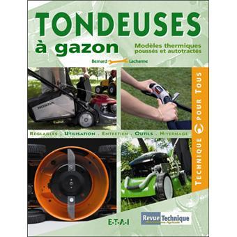 Tondeuses gazon mod les thermiques pouss s et autotract s reli bernard - Jeux de tondeuse a gazon ...