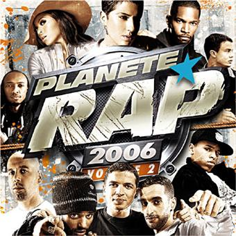 Plan te rap 2006 volume 2 compilation rap cd album for Achat maison rap