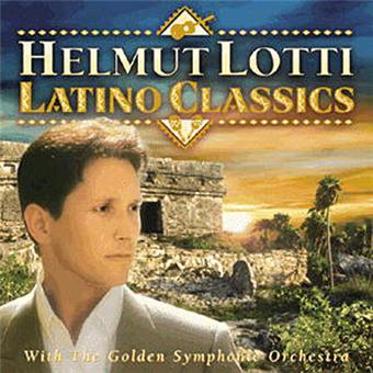 Helmut Lotti Latino Classics Cd Album