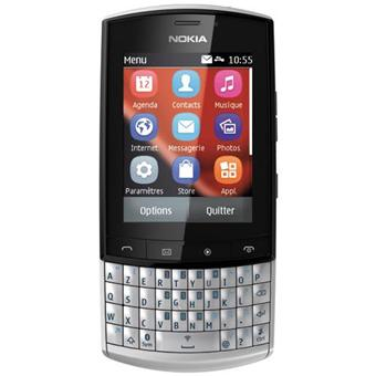 T�l�phone GSM NOKIA ASHA 303 GRIS