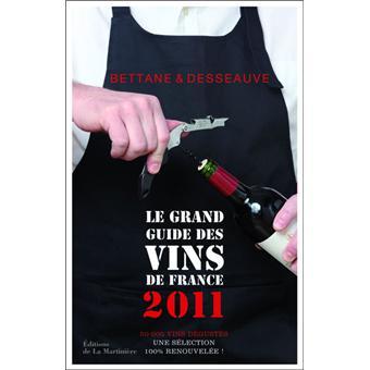 Le grand guide 2011 des vins de france edition 2011 for Le guide des prix