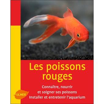 Les poissons rouges broch renaud lacroix achat for Prix poisson rouge maxi zoo