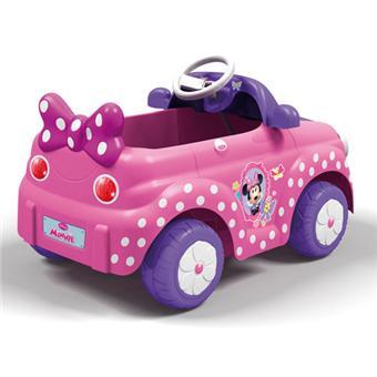 feber voiture lectrique pour enfant minnie 6v autre jeu de plein air acheter sur. Black Bedroom Furniture Sets. Home Design Ideas