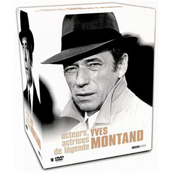 Coffret yves montand dvd zone 2 yves montand achat for Le jardin yves montand