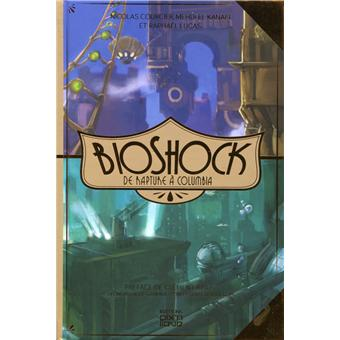 Bioshock de rapture columbia broch nicolas courcier for Bioshock jardin de las recolectoras