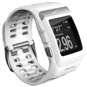 gps tomtom montre nike sportwatch white silver montre multifonctions acheter top prix. Black Bedroom Furniture Sets. Home Design Ideas