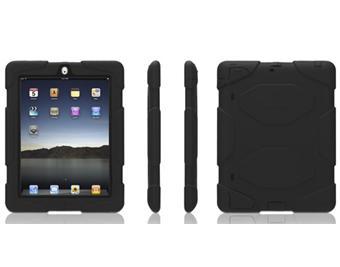 Griffin Coque Survivor pour iPad et Retina a w