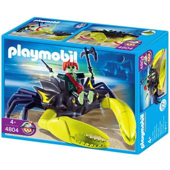 Playmobil 4804 pirate fant me et crabe g ant playmobil - Playmobil pirate fantome ...