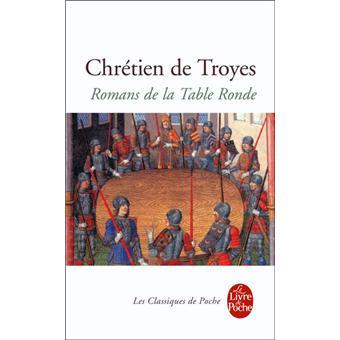 Romans de la table ronde poche chr tien de troyes - Magasin bricolage troyes ...