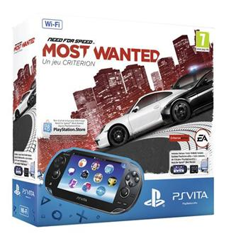 console ps vita wifi sony need for speed most wanted. Black Bedroom Furniture Sets. Home Design Ideas