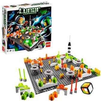 Lego jeux de soci t 3842 lunar command lego achat - Ninjago jeux gratuit ...