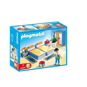 Playmobil 4284 chambre des parents playmobil - Chambre parents playmobil ...