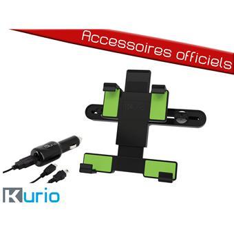 KD Kit Support Tablette pour voiture chargeur tablette tactile Gulli  Kurio a w