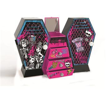Imc toys dressing monster high new grand casier musical - Toutes les monster high ...