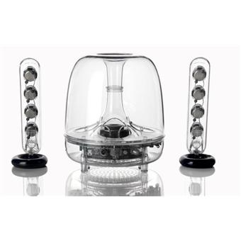 harman kardon soundsticks iii stereo boxen. Black Bedroom Furniture Sets. Home Design Ideas