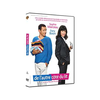 de l 39 autre c t du lit dvd zone 2 pascale pouzadoux dany boon sophie marceau achat. Black Bedroom Furniture Sets. Home Design Ideas