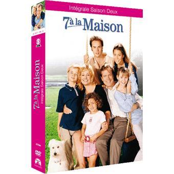 Sept la maison sept la maison coffret int gral de la saison 2 coffret dvd dvd zone 2 - Sept a la maison ...