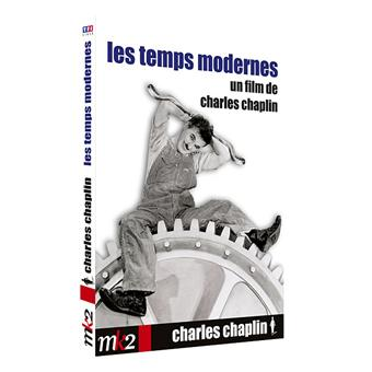 les temps modernes edition collector dvd zone 2 charles chaplin chaplin