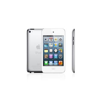 apple ipod touch iv 16 go silver argent mp3 audio. Black Bedroom Furniture Sets. Home Design Ideas