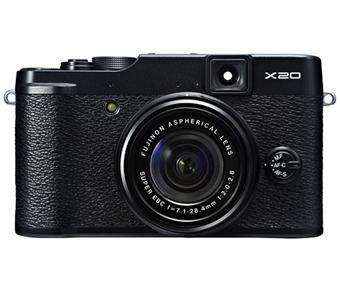 Compact expert fujifilm finepix x20 noir appareil photo for Fujifilm finepix s2000hd prix neuf